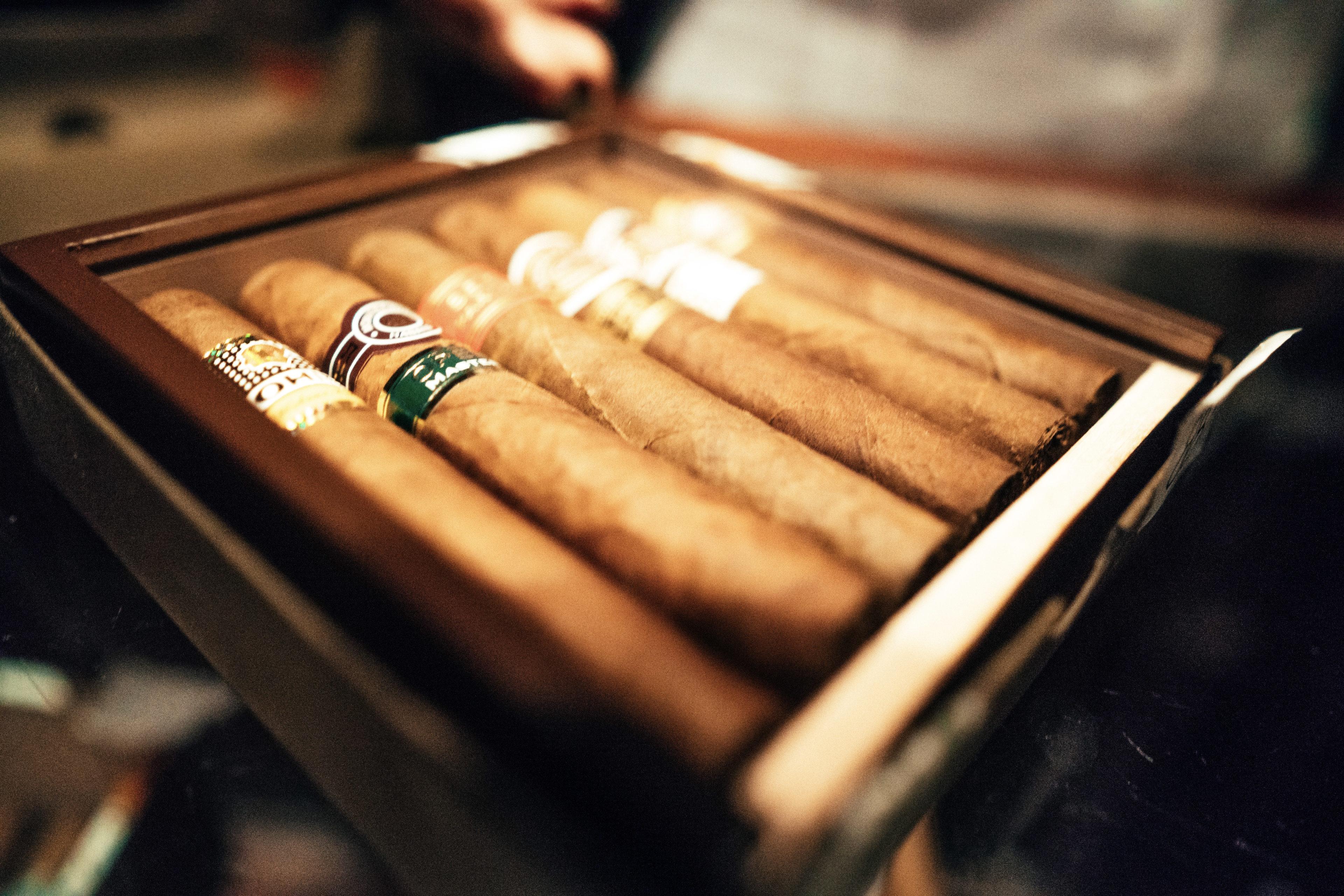 Original kubanische Zigarren