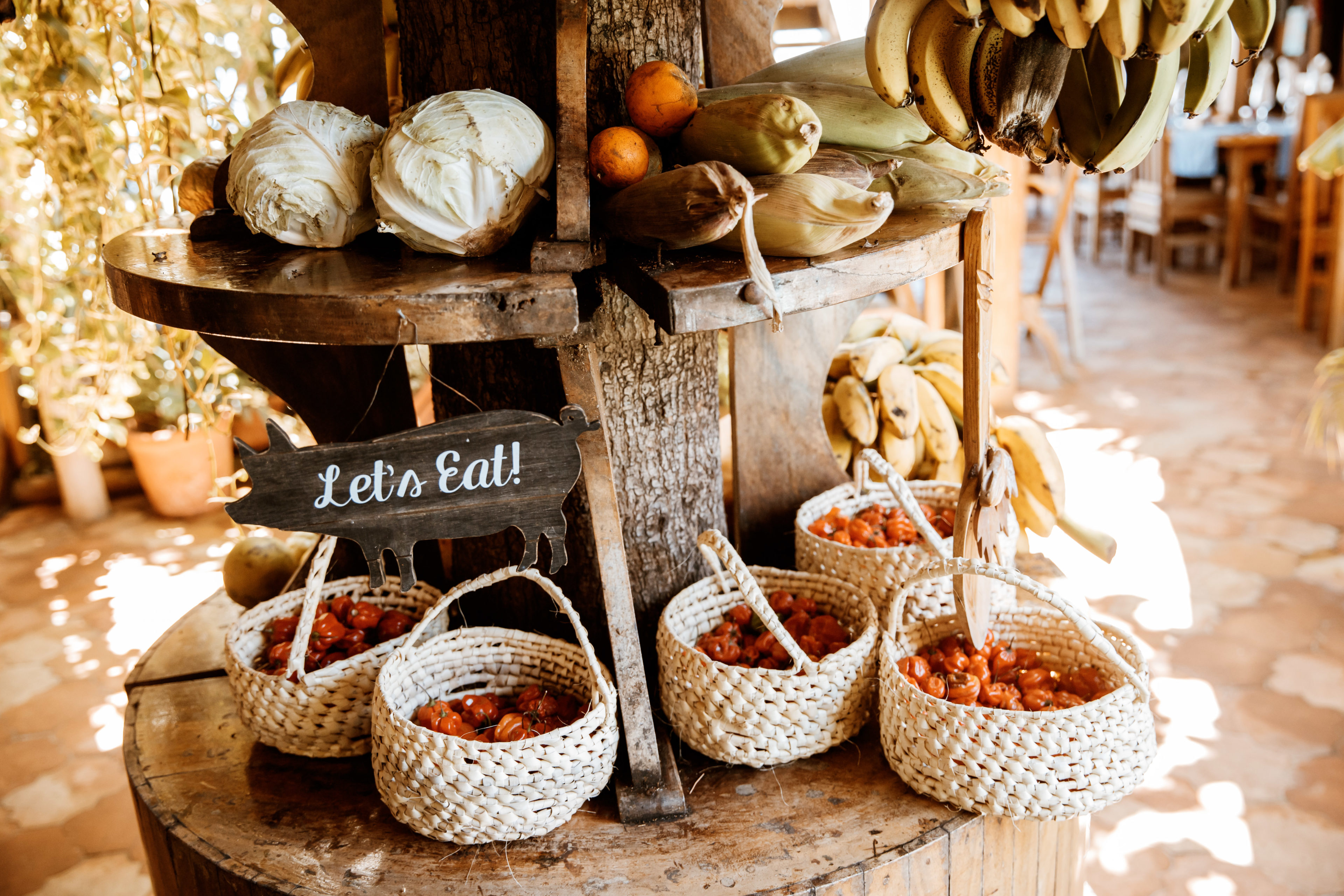 Einkaufen auf den kubanischen Straßenmärkten