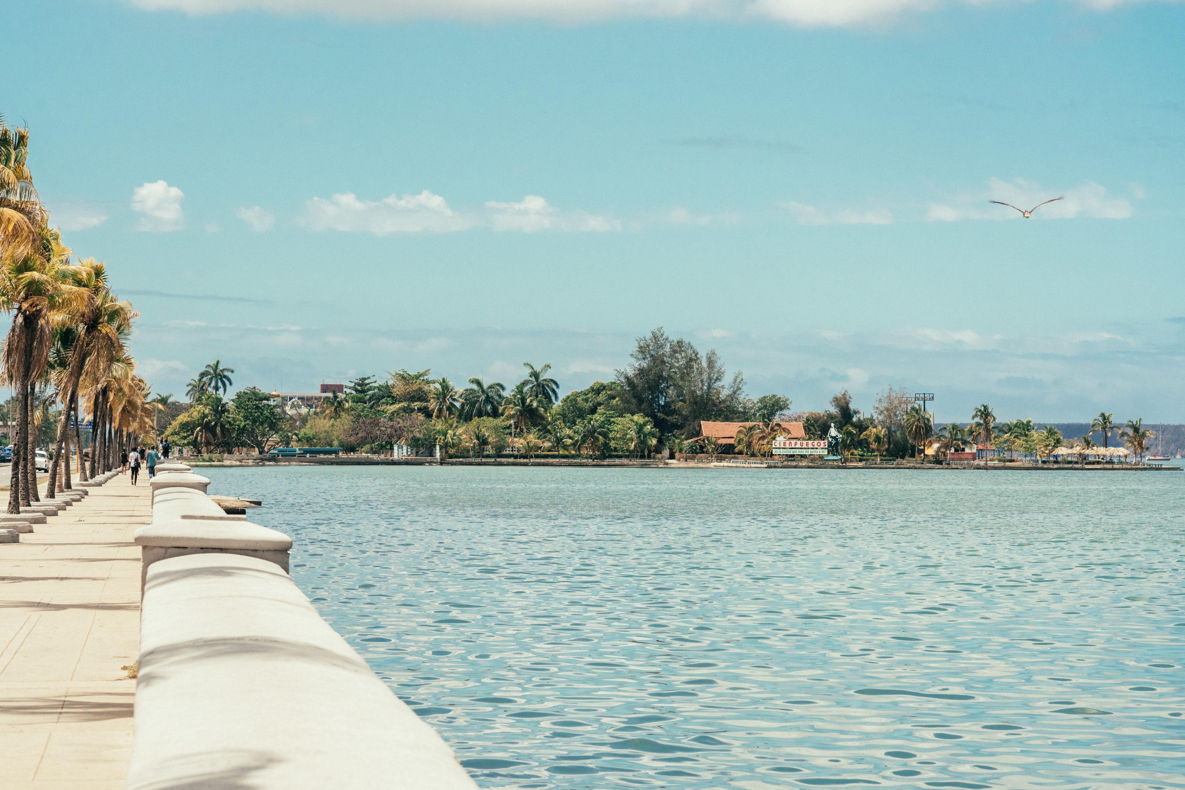 Hafen von Cienfuegos