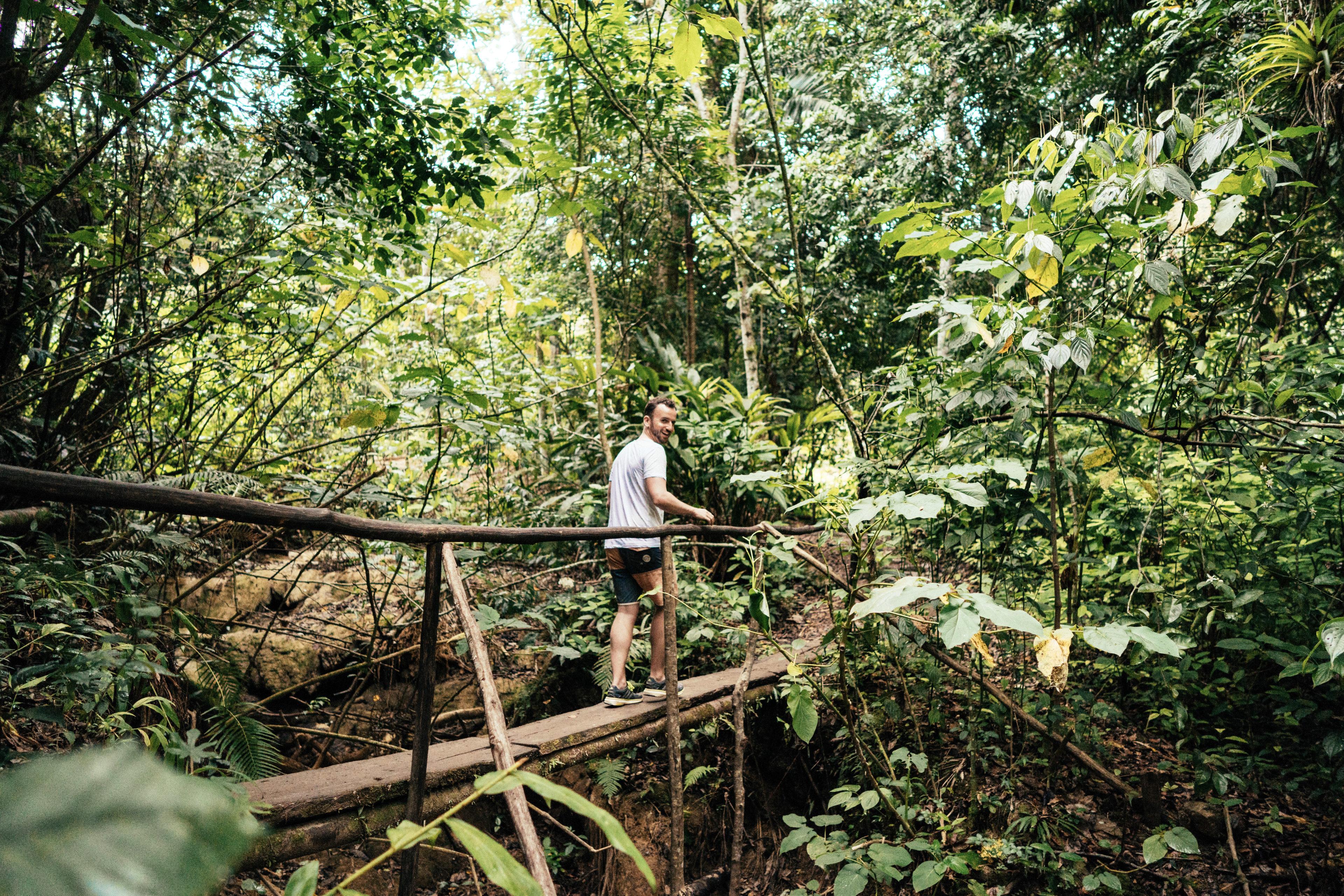 Wandern in den Nationalparks Kubas