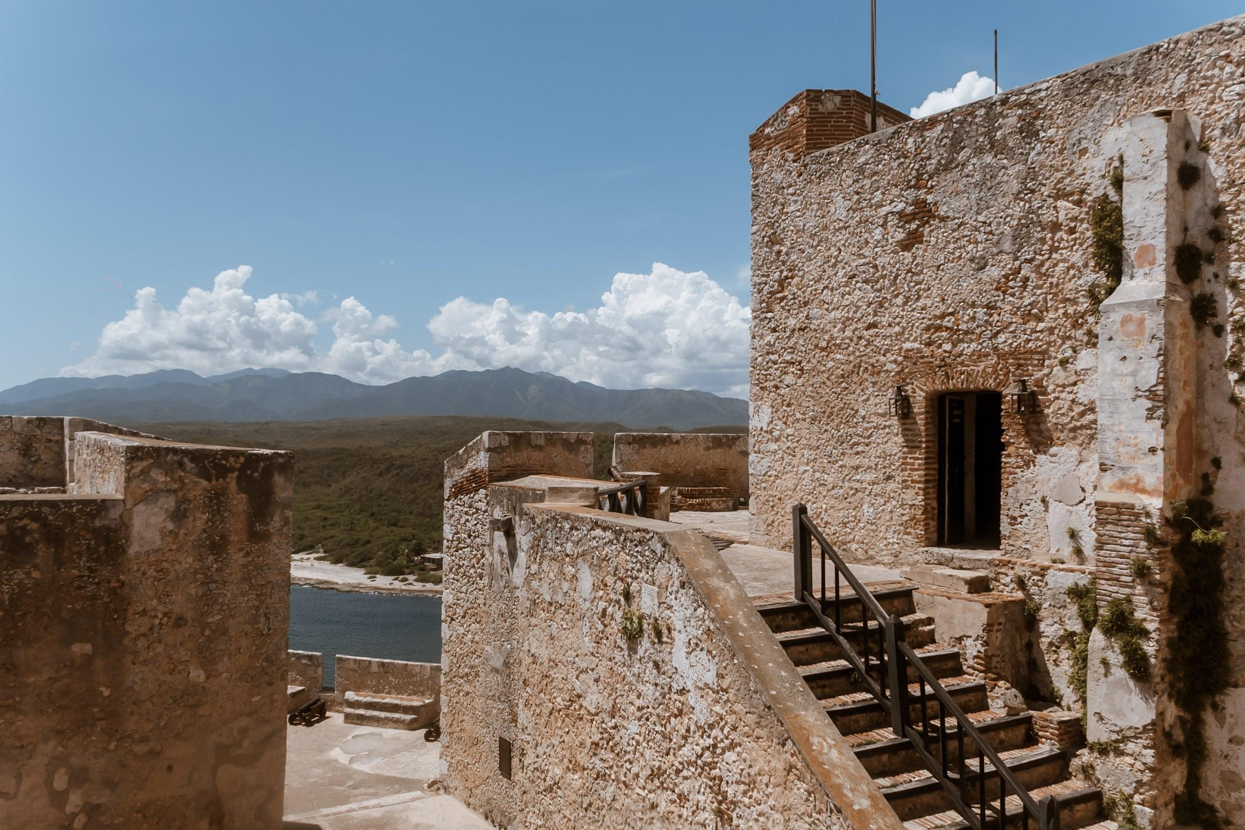 Festung in Kuba