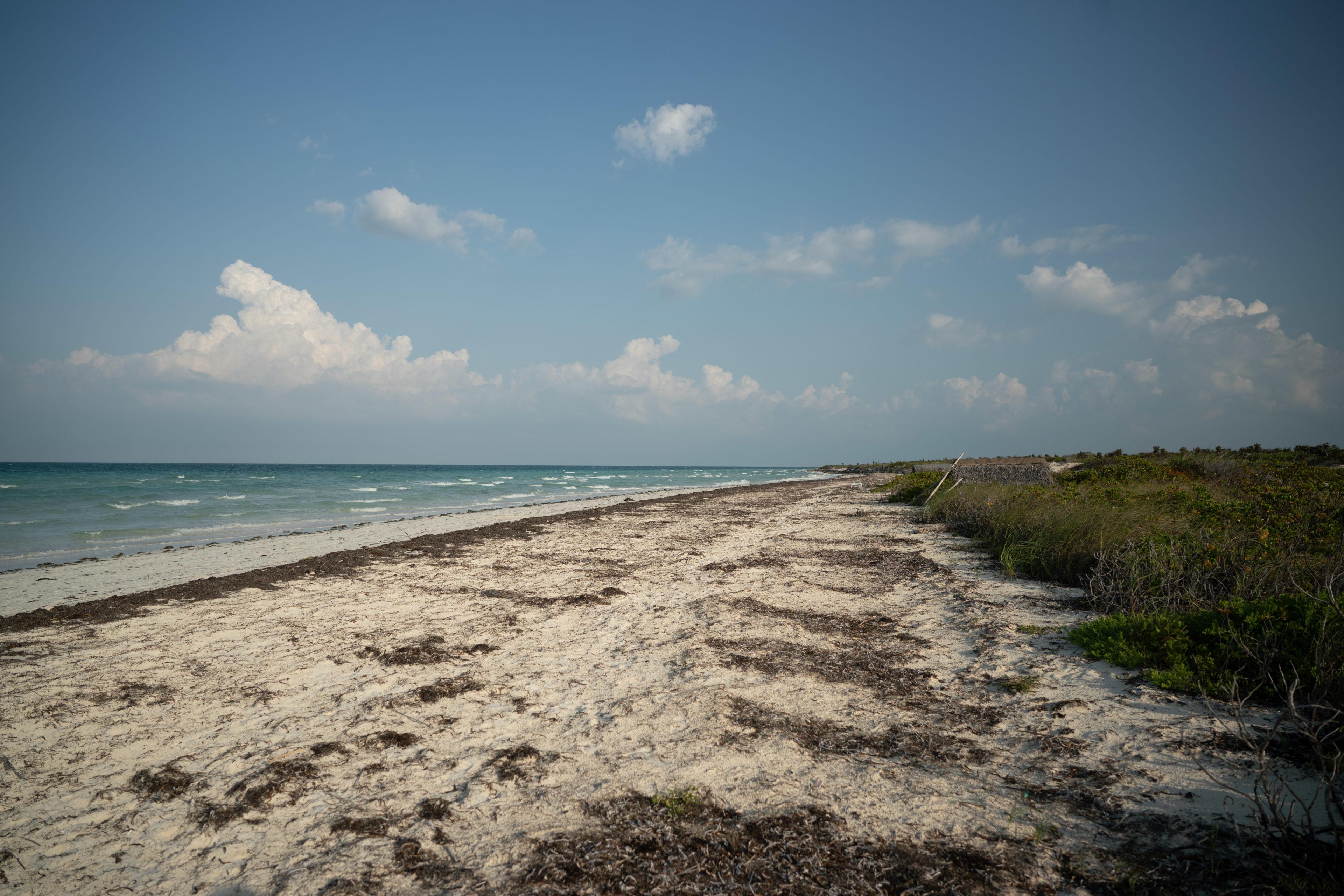 Strand von Cayo Coco