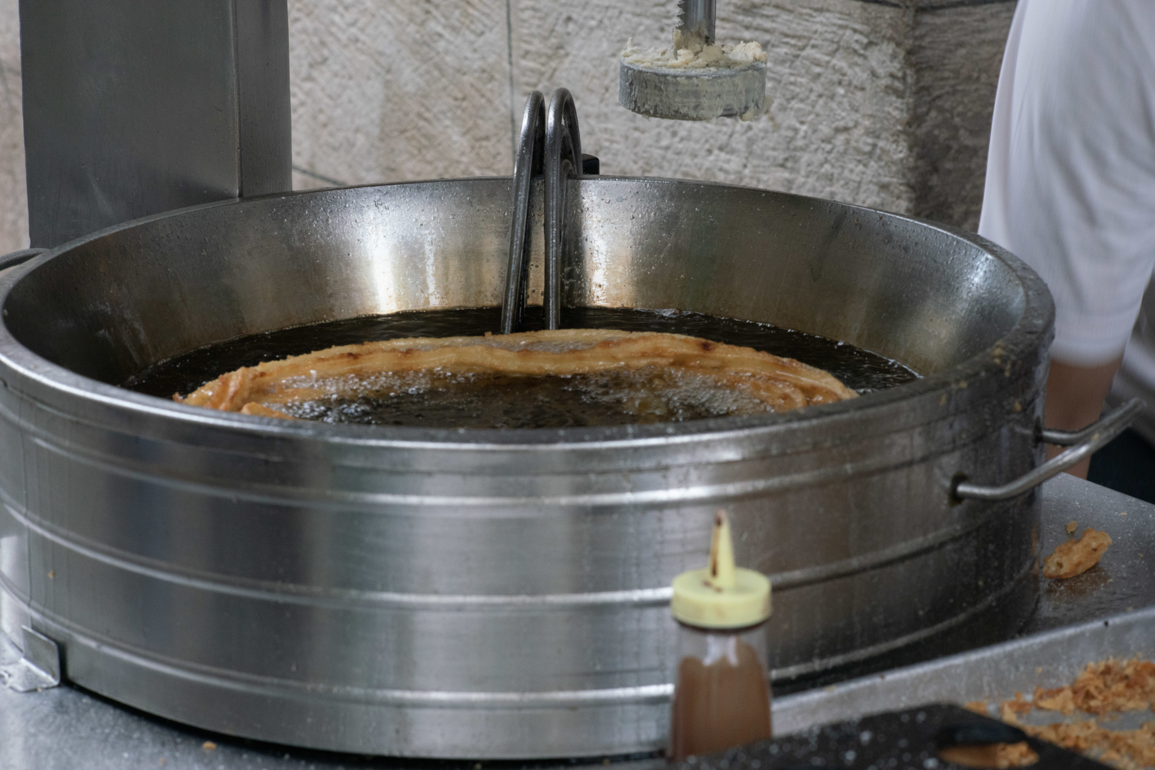Gerät zur Herstellung von Churros