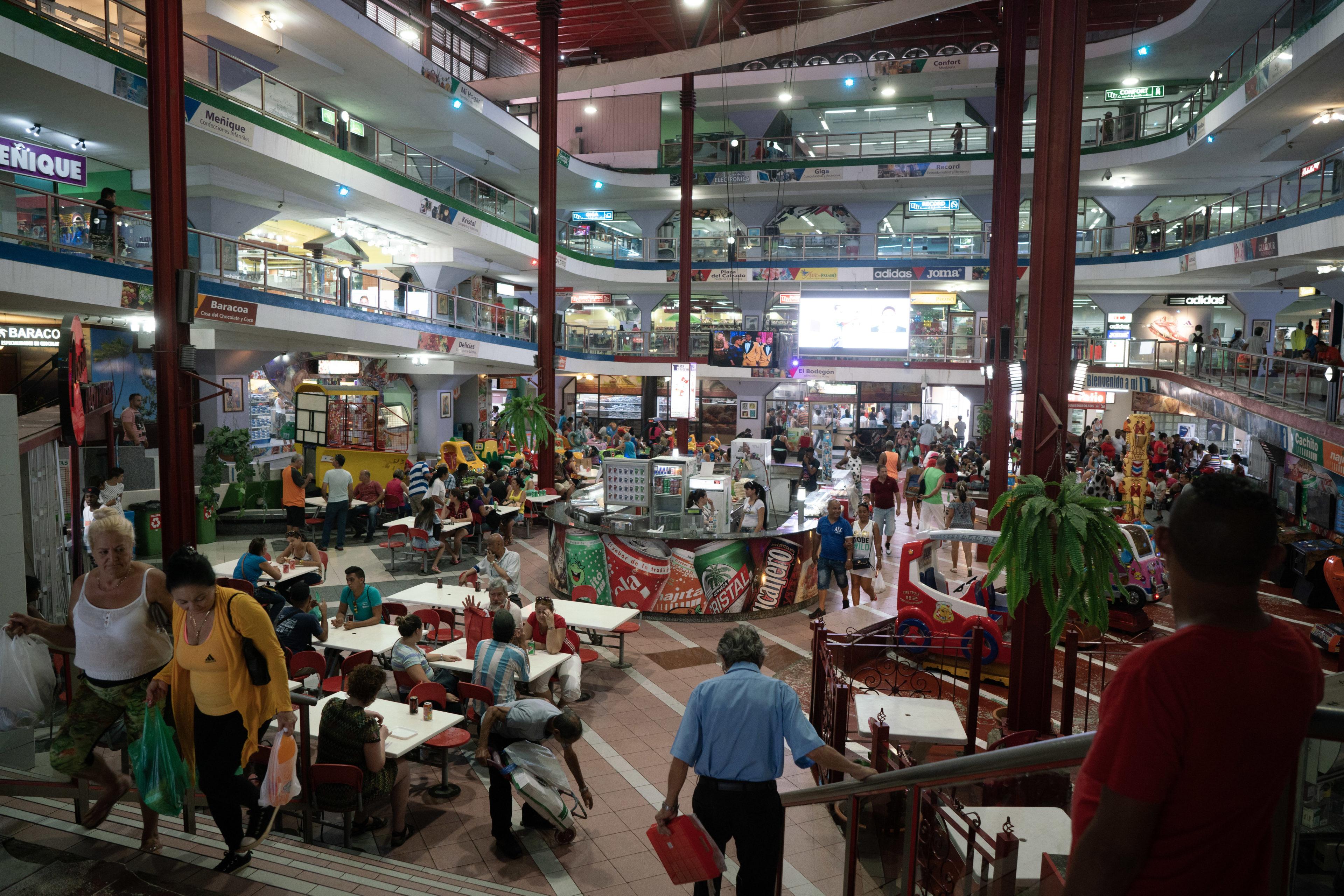 Mall in Kuba