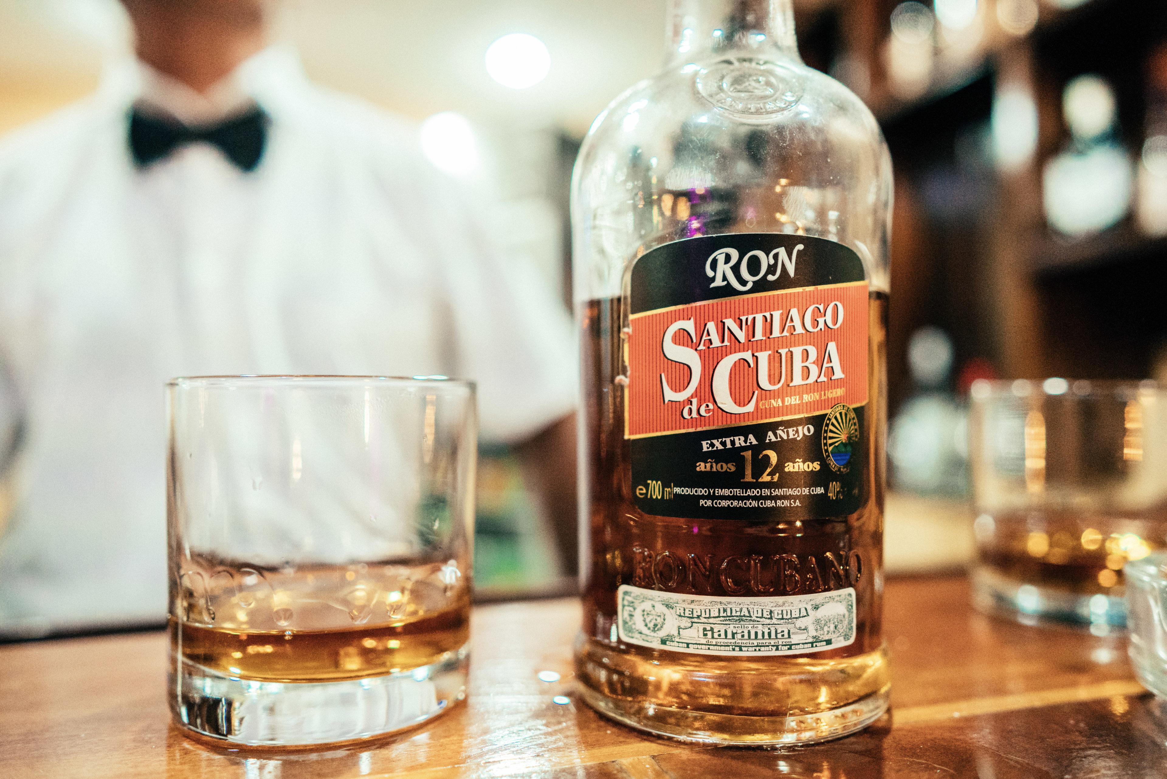 Kubanischer Rum aus Santiago de Cuba