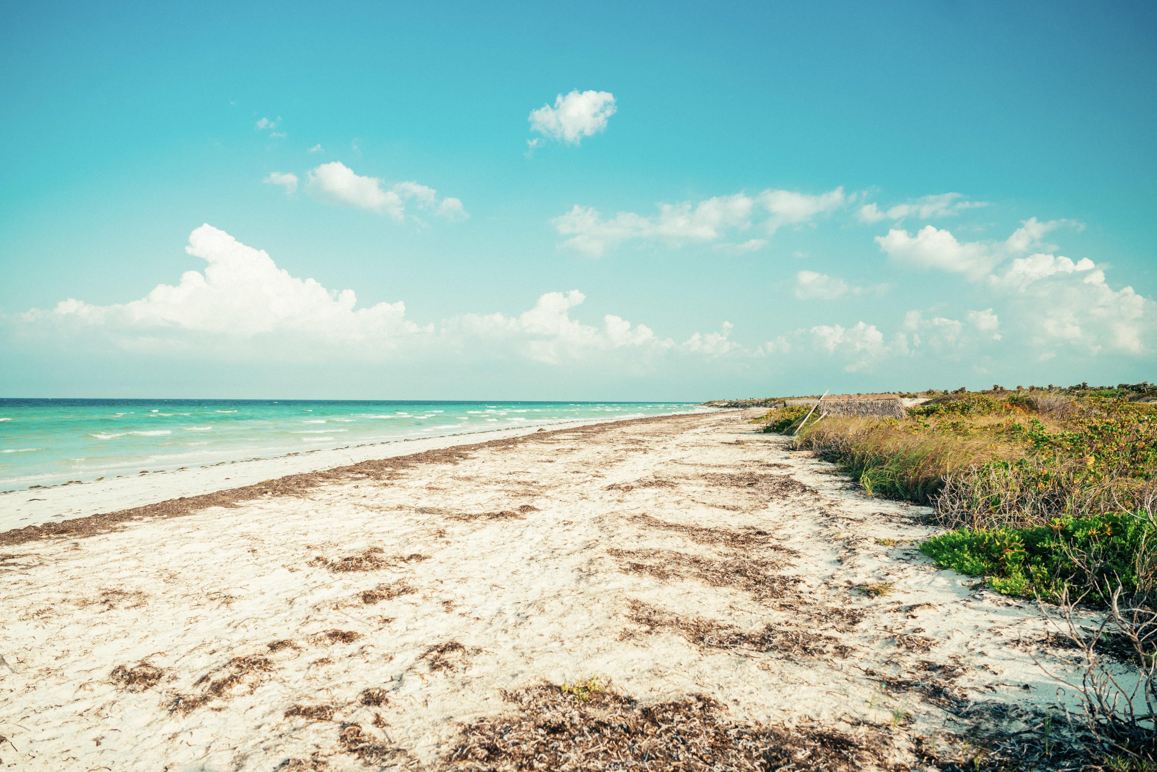 Strand von Cayo Levisa
