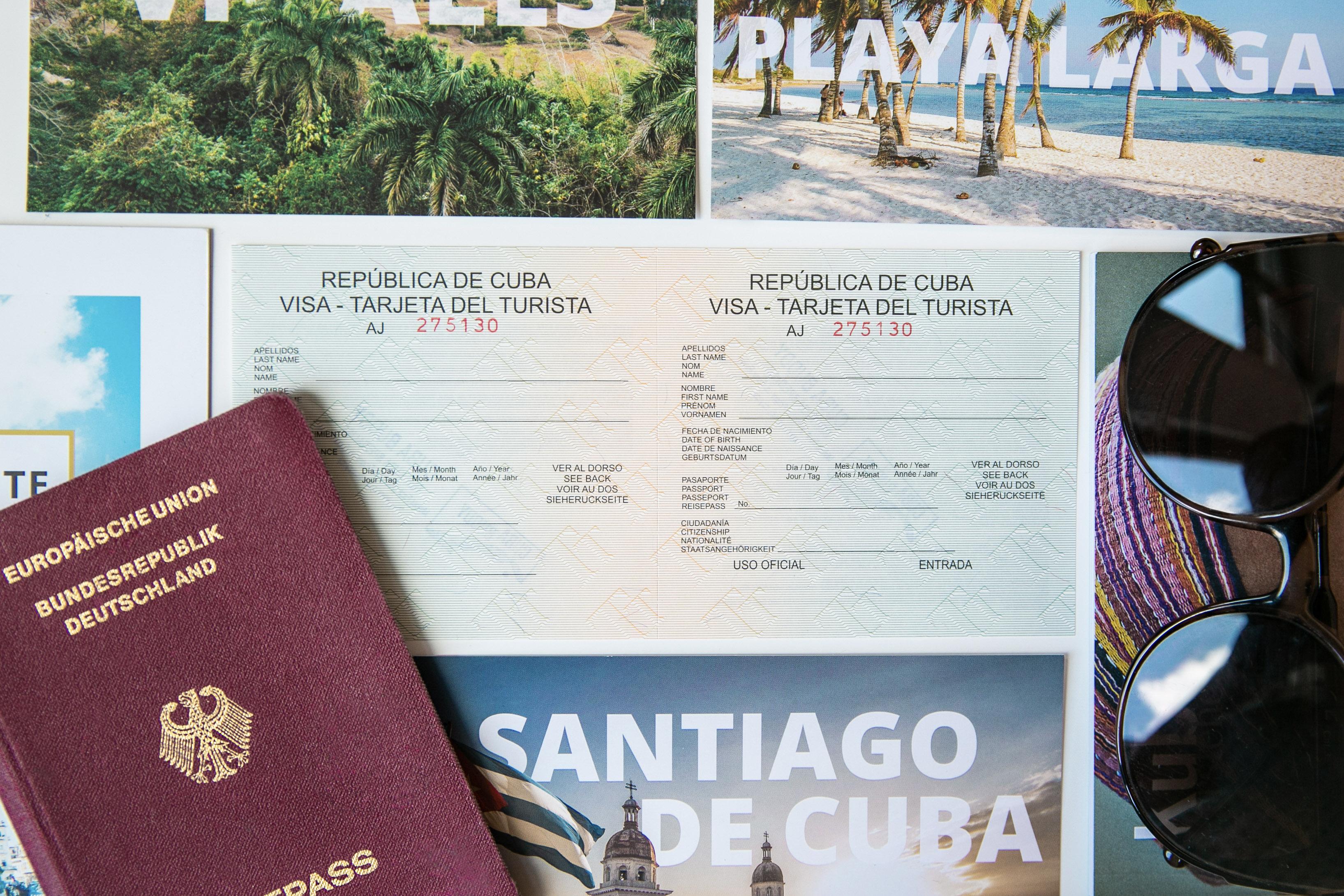 Touristenkarten erhaltet Ihr auch bei uns